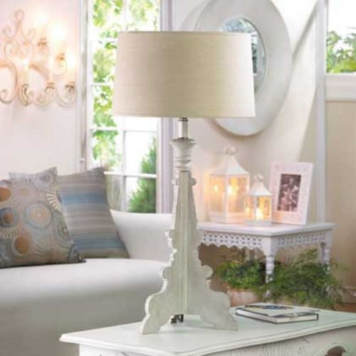 Table Lamps 2 Modern Baroque Style French Country Home Decor 15159