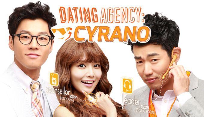 Drama series flower dating agency