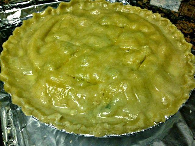 Deep Dish Chicken Pot Pie: The Bargain Blonde