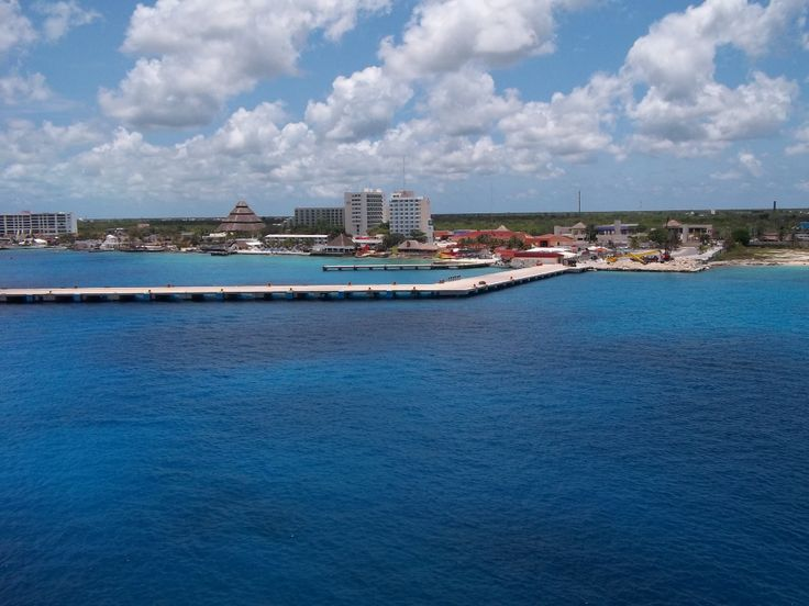 Cozumel Mexico Cruise Ship Port  Personal Travels  Pinterest