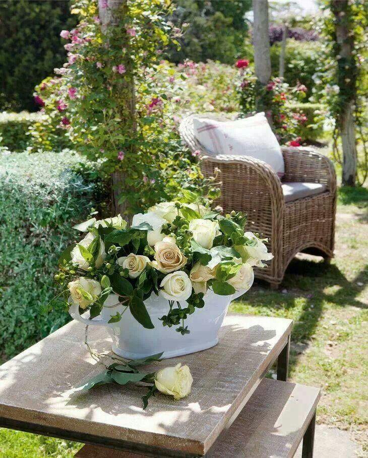 pretty gardening ideas pinterest