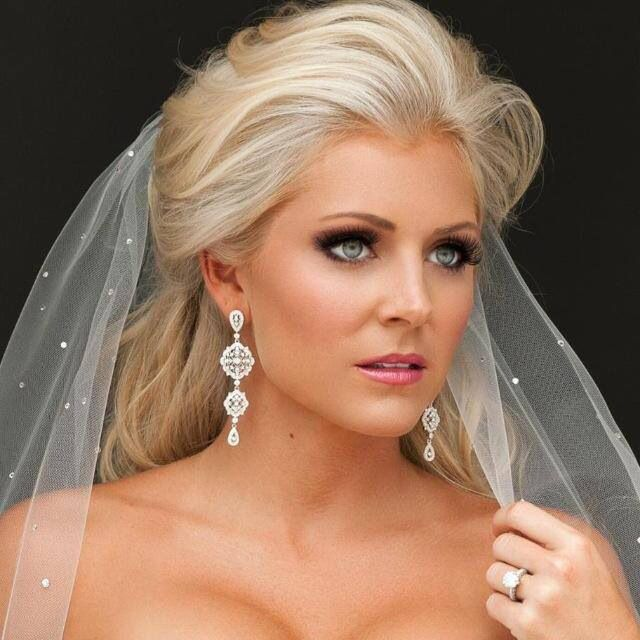 Airbrush Makeup Wedding Photos : Wedding hair and makeup Airbrush make up Hair/Makeup by ...