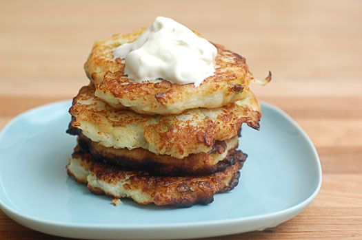 Turnip Potato Fritters- For when you get those turnips in your CSA box