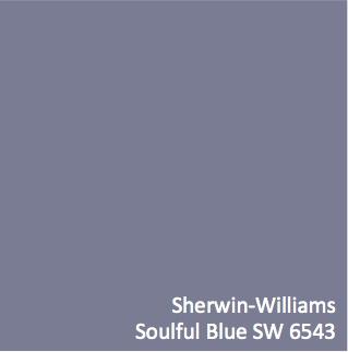 Sherwin Williams Blue 2017 Grasscloth Wallpaper