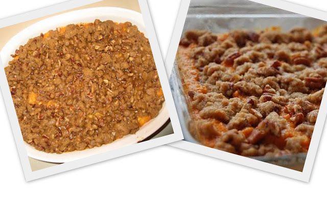 Favorite Family Recipes: Apple Pie & Sweet Potato Casserole