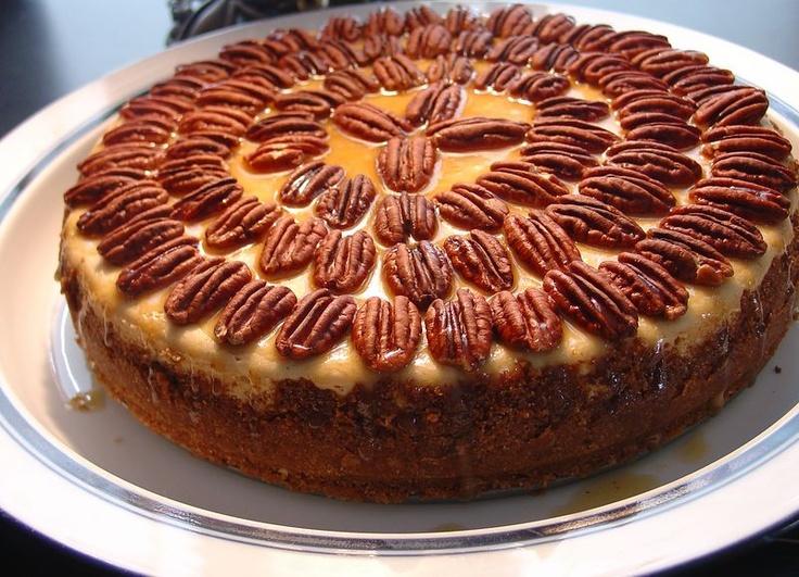 praline cheesecake | yum | Pinterest
