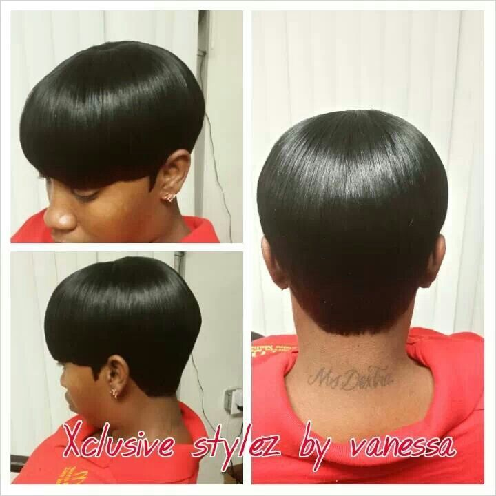 Quick weave | Cute hair styles for me | Pinterest
