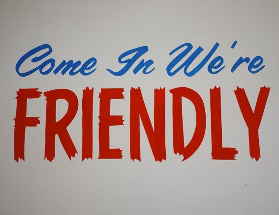come on in - this is so true if you haven't tried @Bread and Butter LV you are missing out! #Vegas