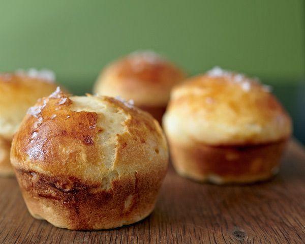 Gluten-Free Brioche Rolls | Recipe