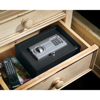 Stack-On PDS-500 Drawer Safe w/Electronic Lock