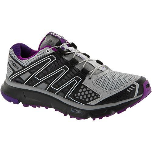Salomon Xr Mission: Salomon Women's Running Shoes Onix/purple