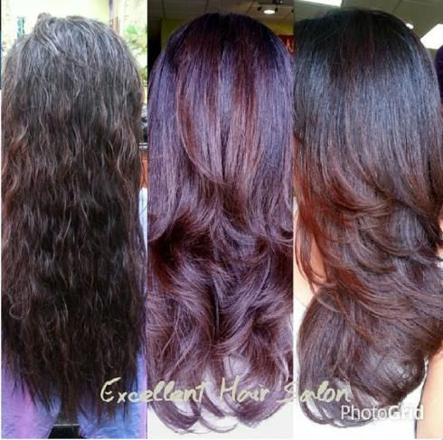 LongLayered Hair Cut and Fringe Style. hairstyle longlayers hair