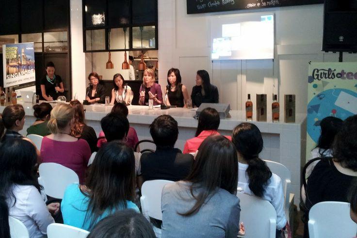 girls tech boston launch event