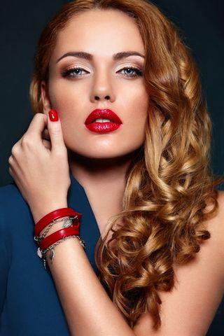 Classic Red Lipstick #makeup Look.   Makeup   Pinterest