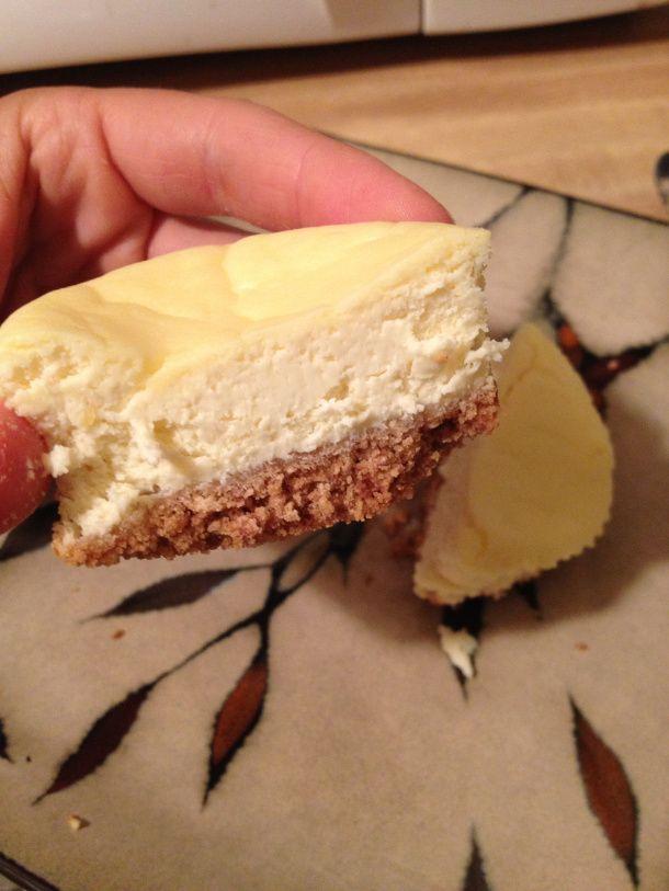 Greek Yogurt Cheesecake