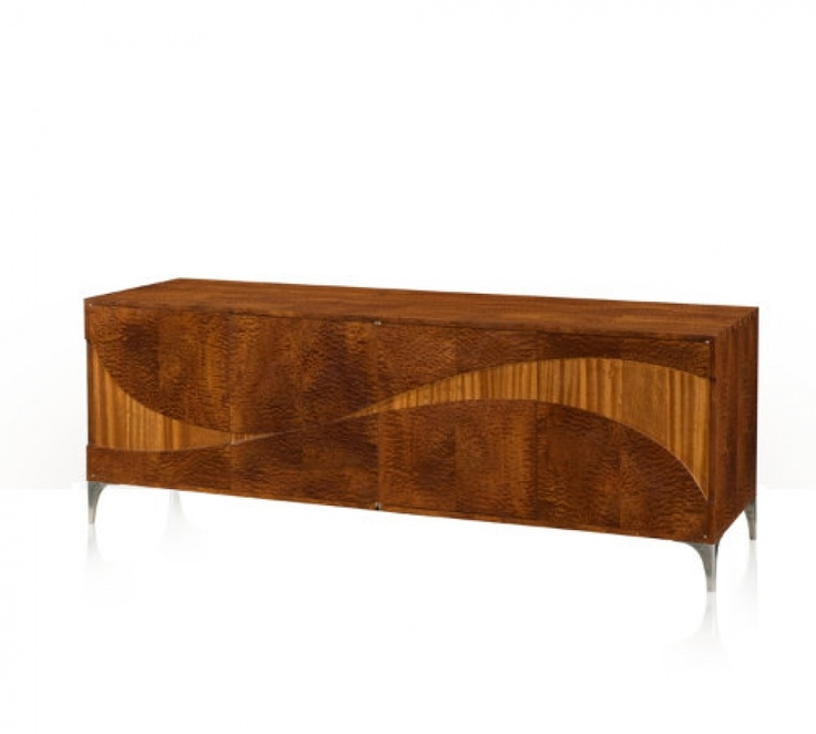 Modern Media Console Sideboard Theodore Alexander