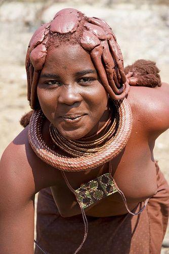 Young girl himba.Kaokoland. Namibia by courregesg | NATIVE ...
