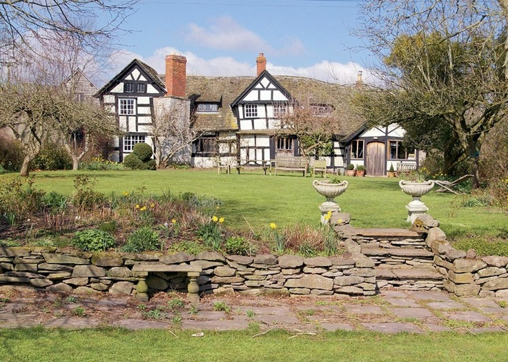 English Country Cottage English Country Pinterest