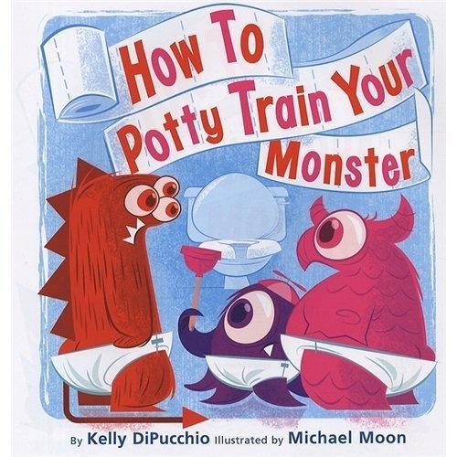 Books potty training