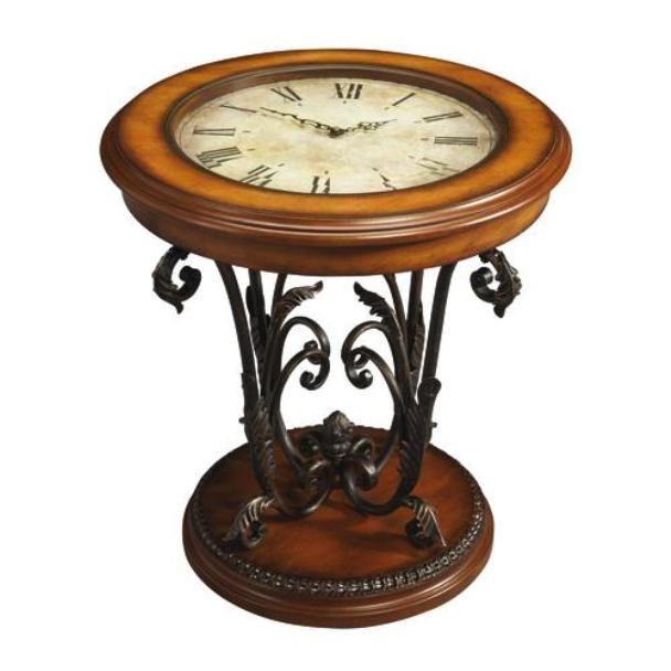 4 Unique Clock Clock End Table Clocks Sprockets