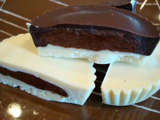 White Chocolate Peanut Butter Cups | Candy Yummies for Our Tummies ...