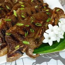 Kalbi (Korean BBQ Short Ribs)   food for thought   Pinterest