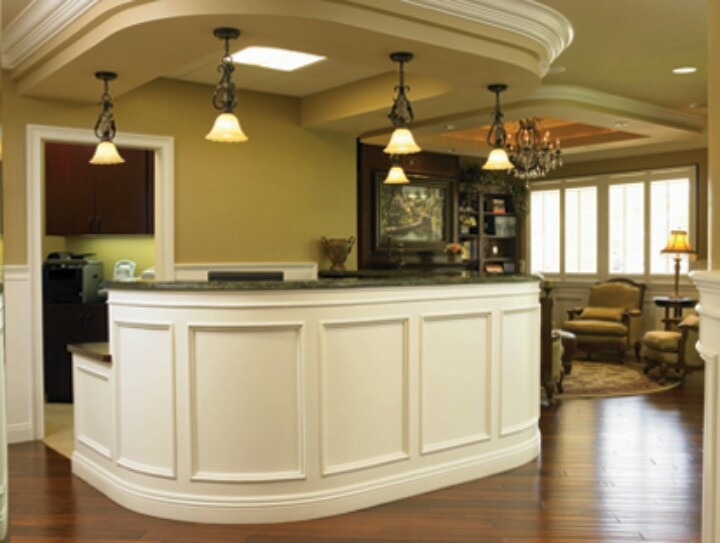 Pin By Carlos Stone On Dental Office Designs Reception