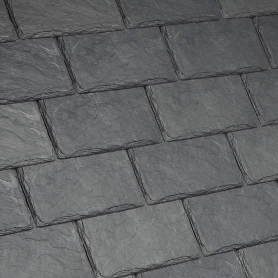 Single Width Valore Davinci Slate Roof Exterior Color