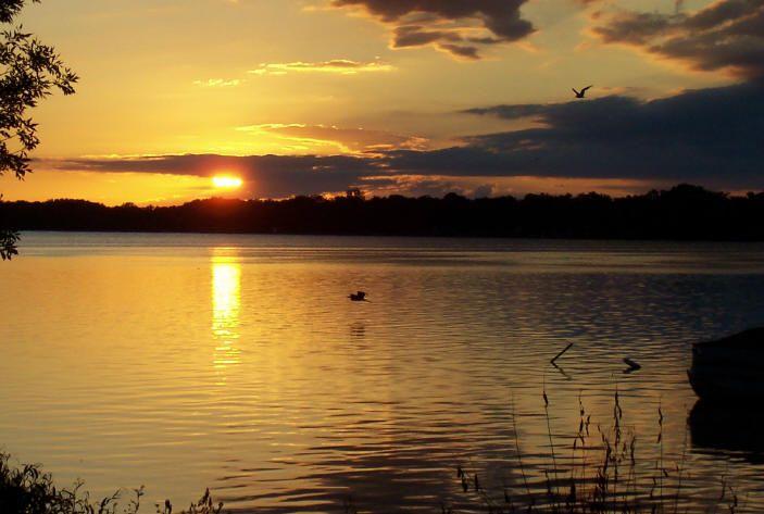 escape Lake Koshkonong Wisconsin A rare trip - Tiernan Og