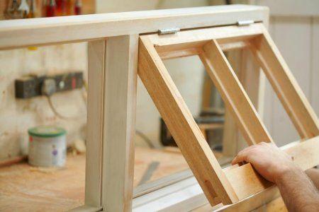 Homemade Wooden Window Frames House Construction Ideas Pinterest