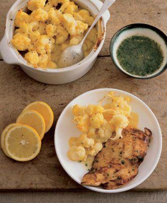 Low Fat Lemon Chicken