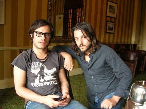 Gael Garcia Bernal and Diego Luna