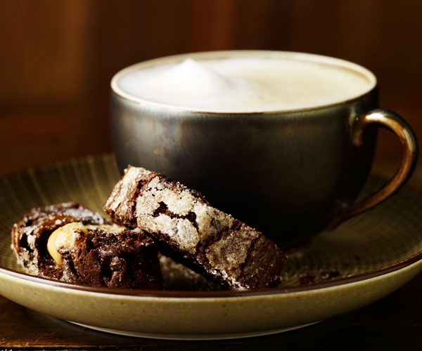 Chocolate-Orange Biscotti: These fragrant and chocolatey cookies are ...