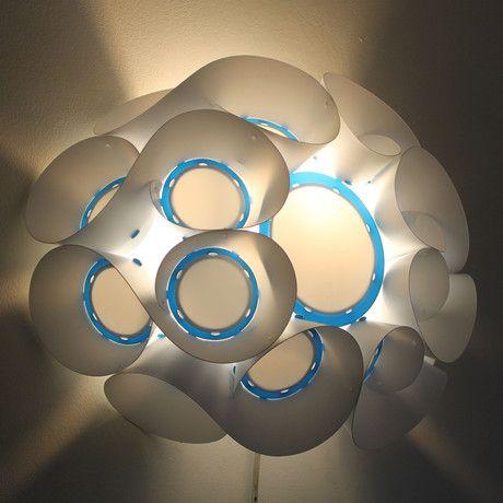 Sculptural lamp shade | light it | Pinterest
