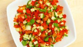 "Quick & Easy ""Fresh Tomato Salsa""   Chef Henry's Recipes ..."