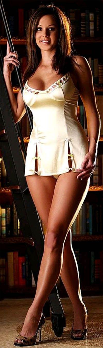 Something is. sara evans short skirt for the