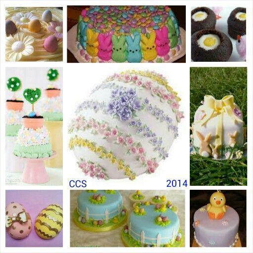 Easter Cake Decorating Ideas Cake ideas Pinterest
