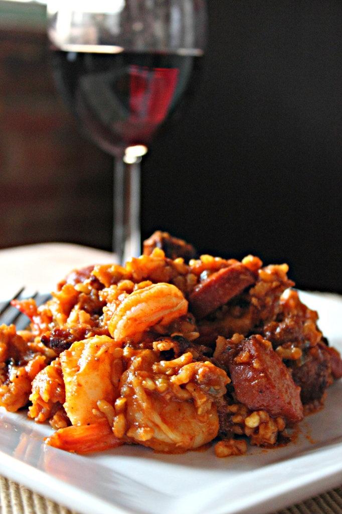 My version of jambalaya! | Brown Sugar Food Blog | Pinterest