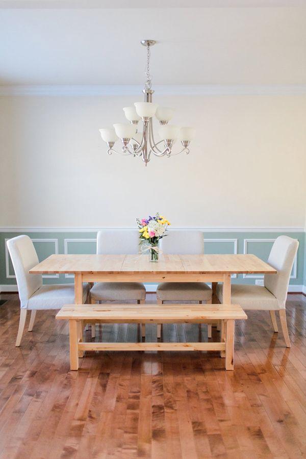 Dining Room Ikea Norden Table Rachel May