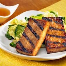 Grilled asian tofu. | Food, food, food! | Pinterest