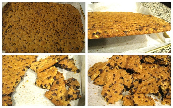 Chocolate Chip Cookie Brittle | Sugar... makes everything better | Pi ...