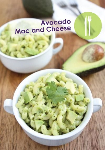 Stovetop Avocado Mac and Cheese – Spicy your typical mac and cheese ...
