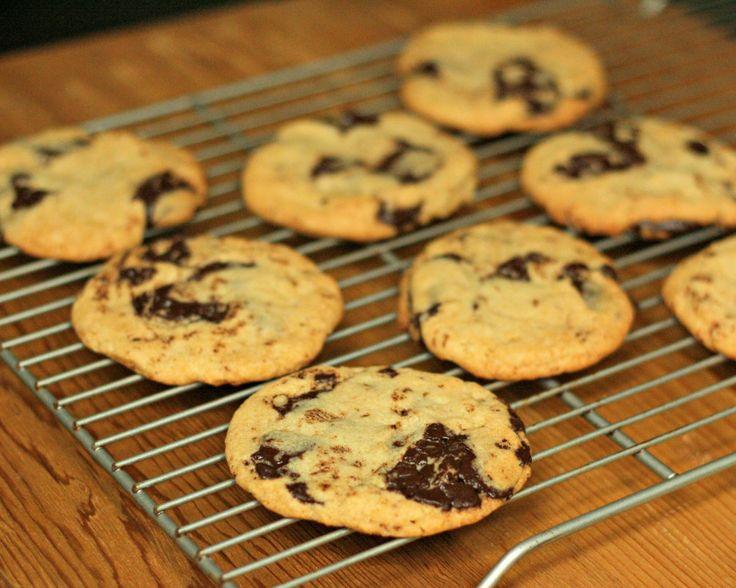 Jacques Torres Secret Chocolate Chip Cookie