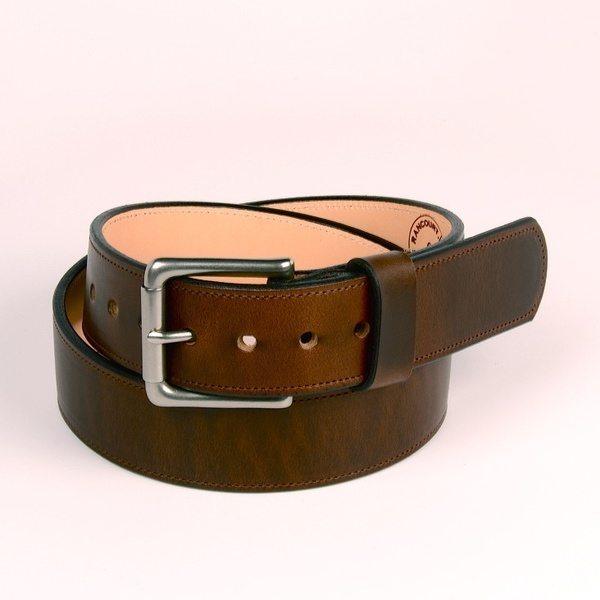 horween brown chromexcel belt malescaping