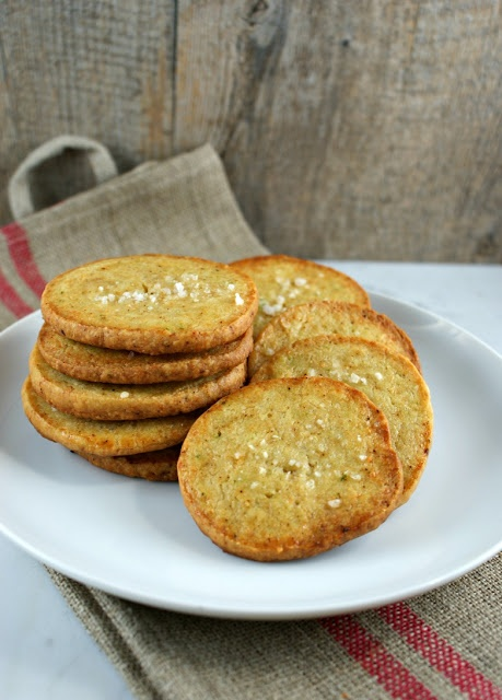 Jalapeno Cheddar Crackers - Authentic Suburban Gourmet (http ...