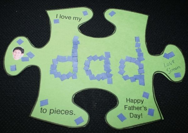 school father's day cards