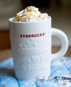 "Starbucks ""Salted Caramel Hot Chocolate"" - copycat recipe"