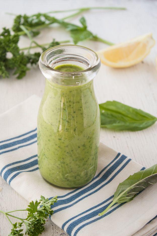 Vegan Green Goddess Dressing Recipes — Dishmaps