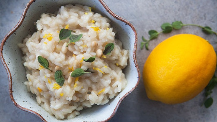 Meyer Lemon Risotto   Recipes   Pinterest