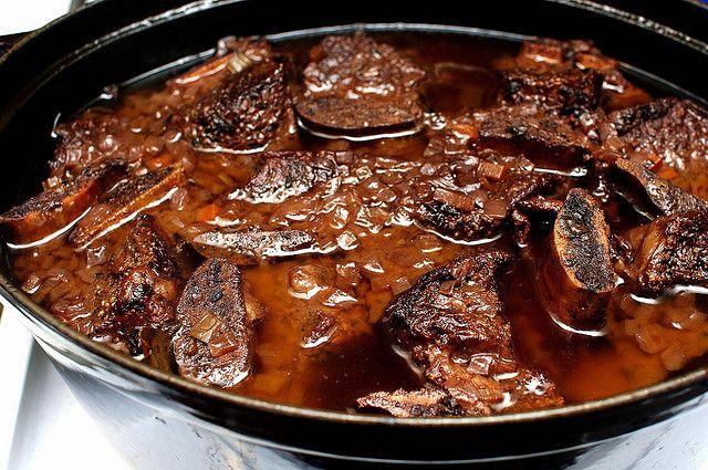 braised short ribs of beef braised beef short ribs soy braised short ...